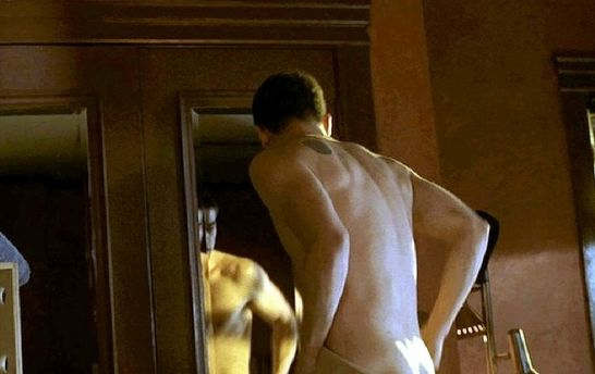 naked Josh hartnett