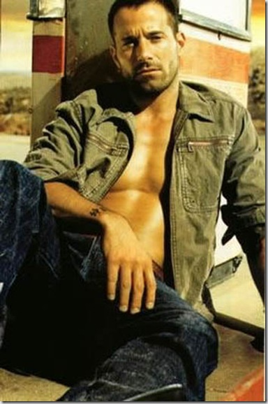 Johnny Messner Gay 78