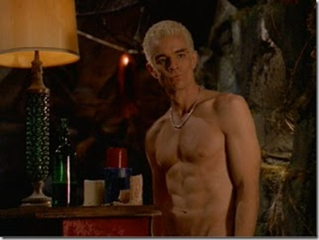 marsters nude James spike