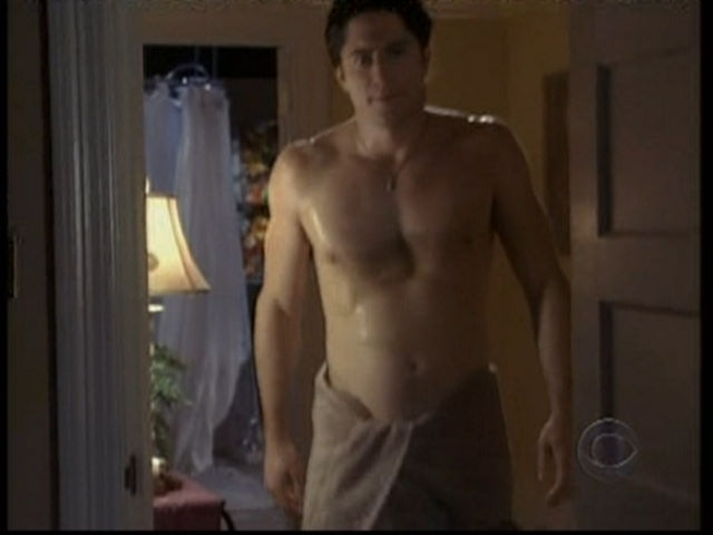 Actor David Conrad Nude