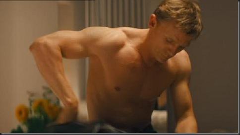 Think, daniel craig shirtless nude