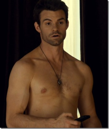 Daniel Gillies in Saving Hope Ep 2.06