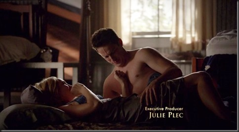 michael trevino shirtless vampire diaries